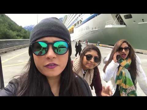 Masala Cruise 42 - Alaska vlog