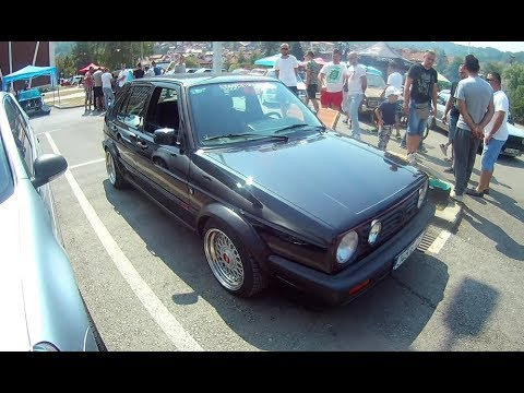 vw golf 2 gti g60 on bbs wheels german style tuning. Black Bedroom Furniture Sets. Home Design Ideas