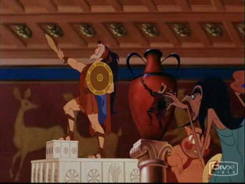 a comedy scene from hercules youtube
