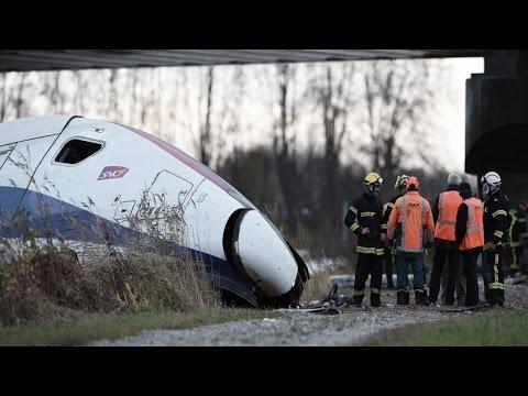 Déraillement TGV Est : les mesures prises par la SNCF