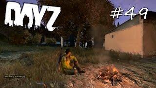 (Dayz Standalone):ตอน-วิธีก่อกองไฟ Part#49