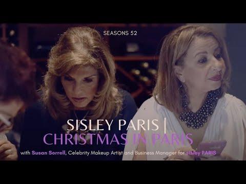 SISLEY PARIS | Susan Sorrell | Christmas In Paris | @ Seasons 52