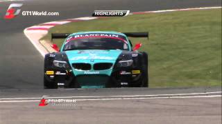 Spain - GT1 Navarra Qualifying Session Short Highlights
