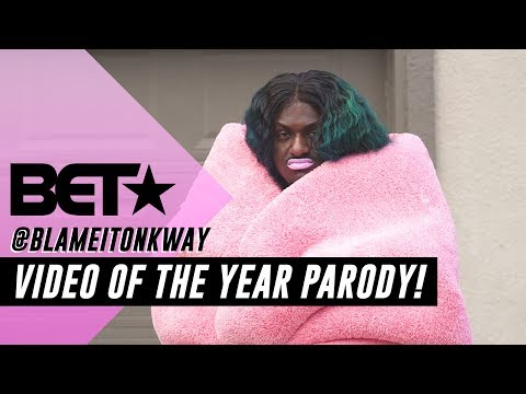 BET ''Video of the Year'' TiTi @BLAMEITONKWAY @JAYCLARK_HTX