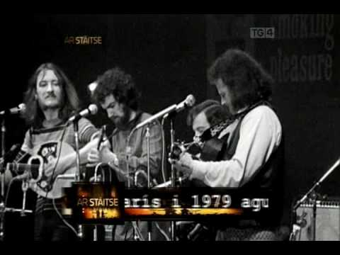 The Merry Blacksmith - Planxty live 1973