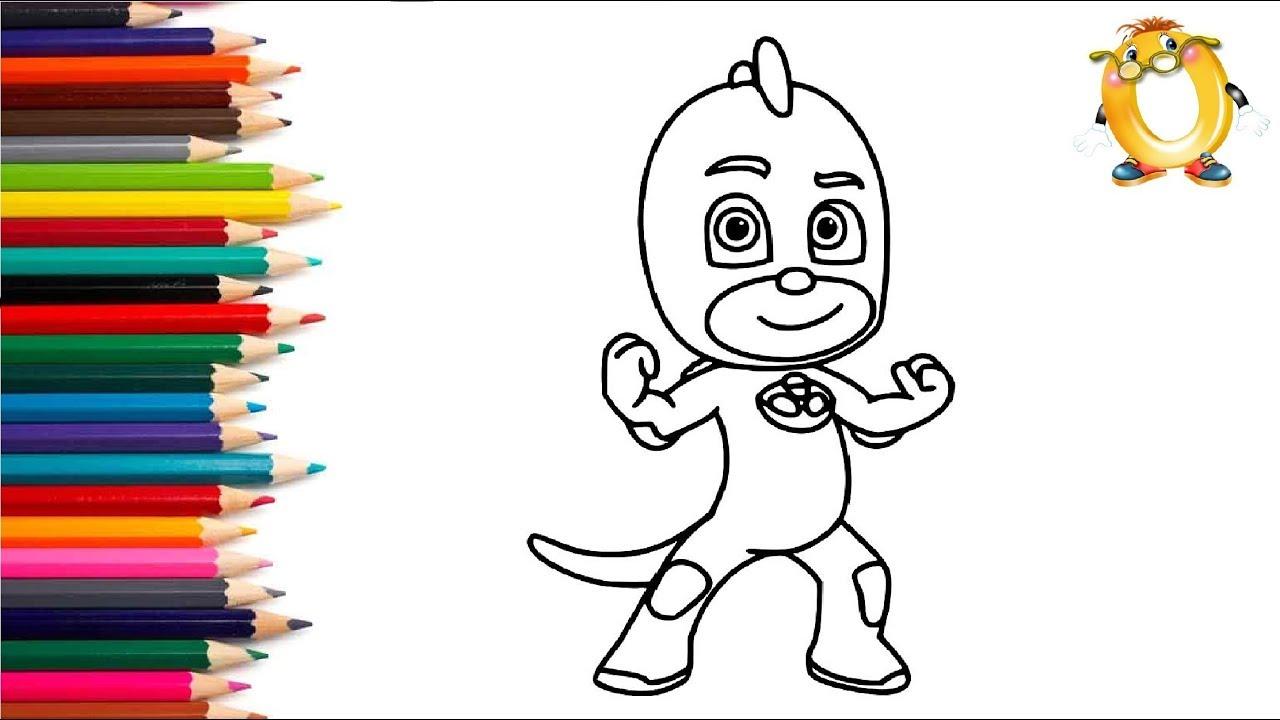 Раскраска для детей ГЕРОИ МУЛЬТИКА: герои в масках. - YouTube