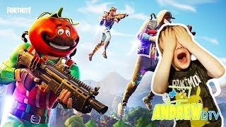 THEY USED AIM BOT! | FORTNITE | Andrew DTV