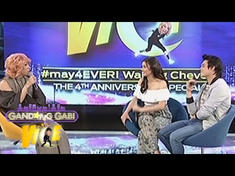 GGV: Enrique and Liza say their first impression to each other