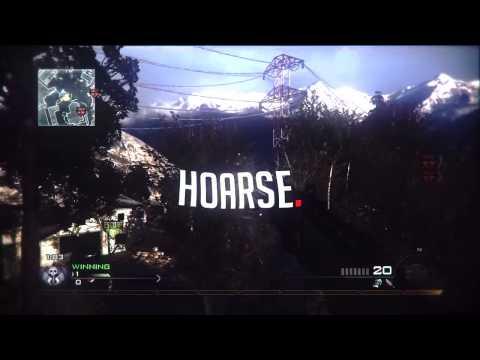 hoarse.---by-slur