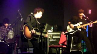 "Willie Nile 2/20/10;""The Innocent Ones"""