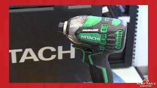 Hitachi 18V Brushless Triple Hammer Impact Driver