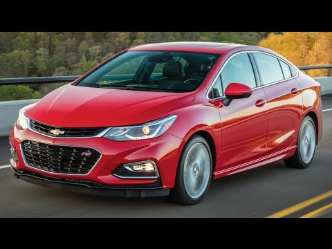 Chevrolet Cruze Review Connected Efficient And Bigger Youtube
