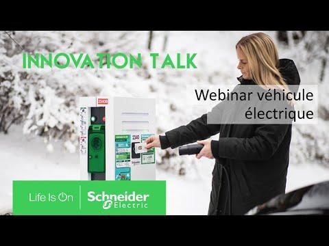 Innovation Talk - Véhicule électrique : Comment gérer l'arrivée des bornes dans les collectivités ?