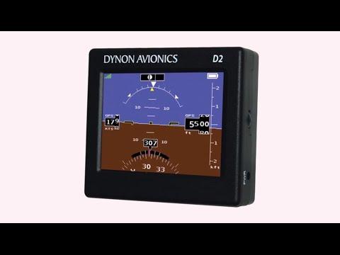 Dynon Avionics D2 Pocket Panel Portable EFIS