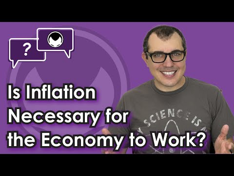 Bitcoin Q&A: Is Inflation Necessary for the Economy to Work?