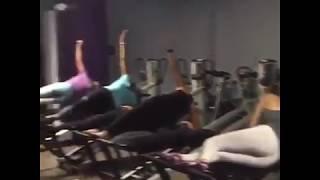 Gravity Pilates Exercises 3