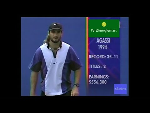 FULL VERSION Agassi vs Stich 1994 US Open