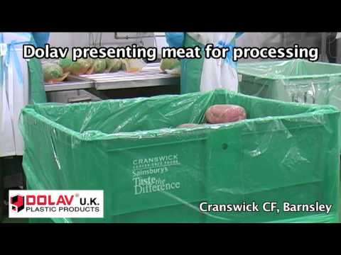Tried, Tested and Proven Wins At Cranswick with Dolav Box Pallets