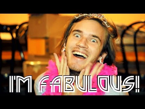 FABULOUS! (PewDiePie Song, By: Roomie) | PewDiePie