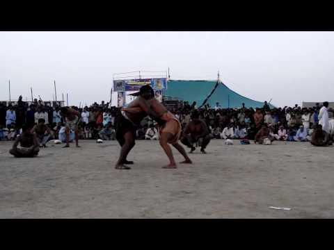 Malakhra wrestling pehlwan Ali Asghar vs Dadlo rah