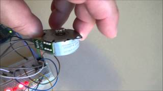 stepping motor mitsumi m35sp 9 and arduino uno r3