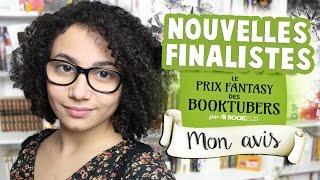 Prix fantasy des Booktuber ⎮  les 3 nouvelles finalistes !