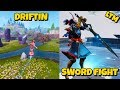 New DRIFTBOARD & INFINITY BLADE LTM in Fortnite