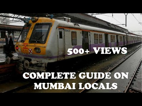 MUMBAI LOCAL | TIPS AND TRICKS | COMPLETE GUIDE | CSTM-THANE|