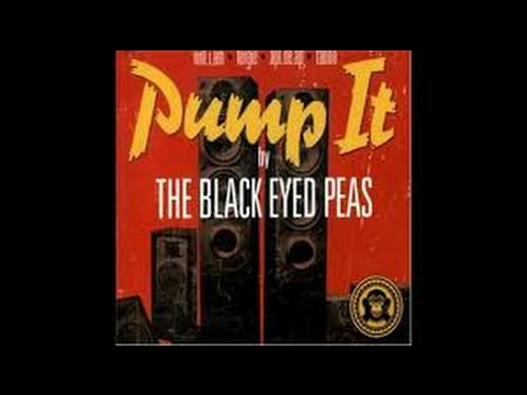 The Black Eyed Peas Pump It 1 hour