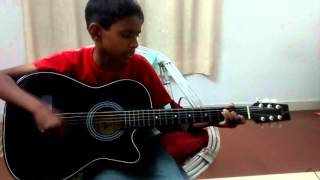 Demons - imagine dragons played by Pranay
