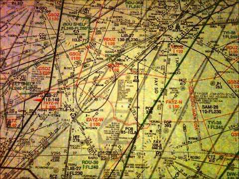 Air Traffic Control ZDC Radar Controller