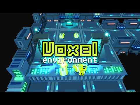 Voxel Environment - free version