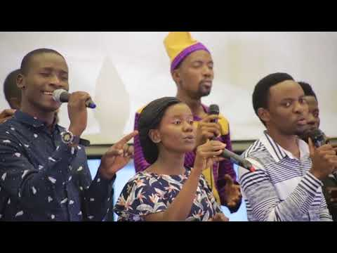 Imba kwa akili swahili version by african musician colaboration