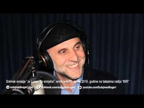 """Gostovanje hafiza Bugarija u emisiji """"Je li nam do smijeha"""""""