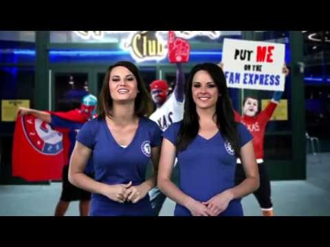 Get Your Picture on the Fan Express Bus! - FOX Sports Southwest Girls