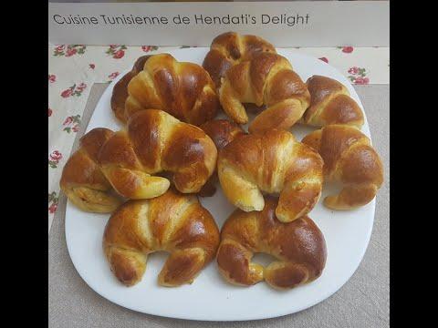 croissant-recette-rapide-بريوش-كرواسون-بطريقة-سهلة-وناجحة