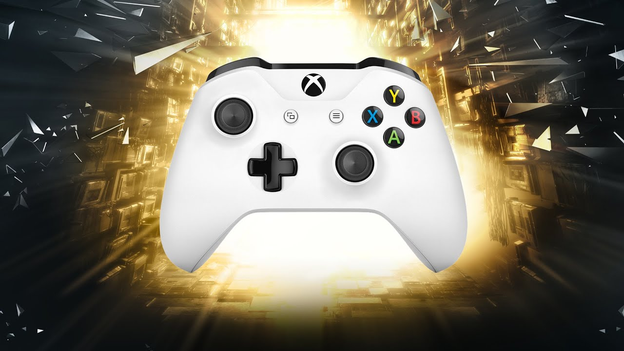 Design Your Dream Deus Ex Xbox One Controller (and WIN it) - YouTube