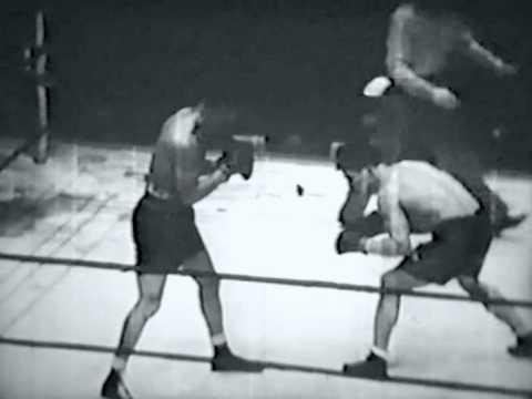 Joe Louis vs Arturo Godoy, I
