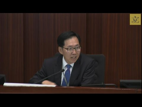 Second Finance Committee meeting (2017/04/21)
