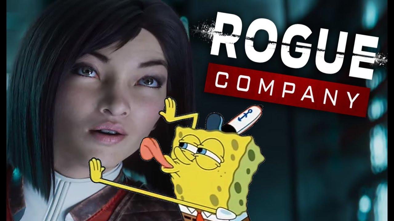 Rogue Company es un juego que debes probar :v