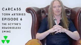 Miniatura do vídeo CARCASS - TORN ARTERIES Episode 6: The Scythe's Remorseless Swing (OFFICIAL TRAILER)