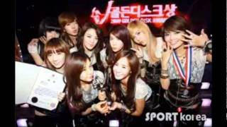 Gambar cover SNSD - How Great Is Your Love