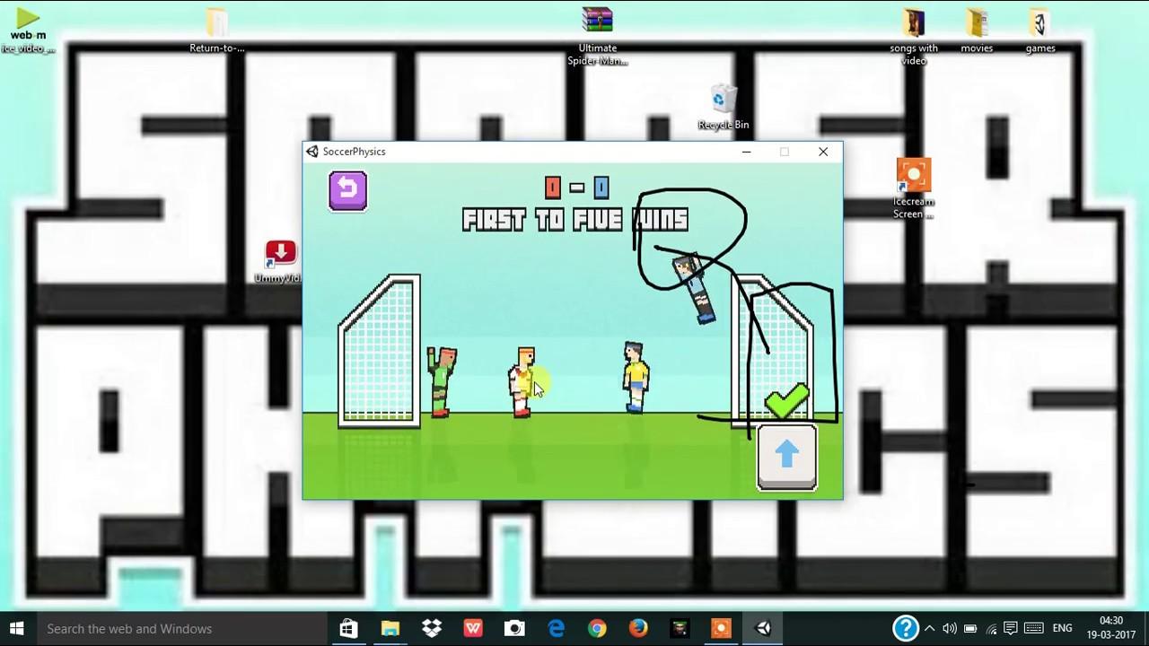 Soccer Physics скачать торрент PC