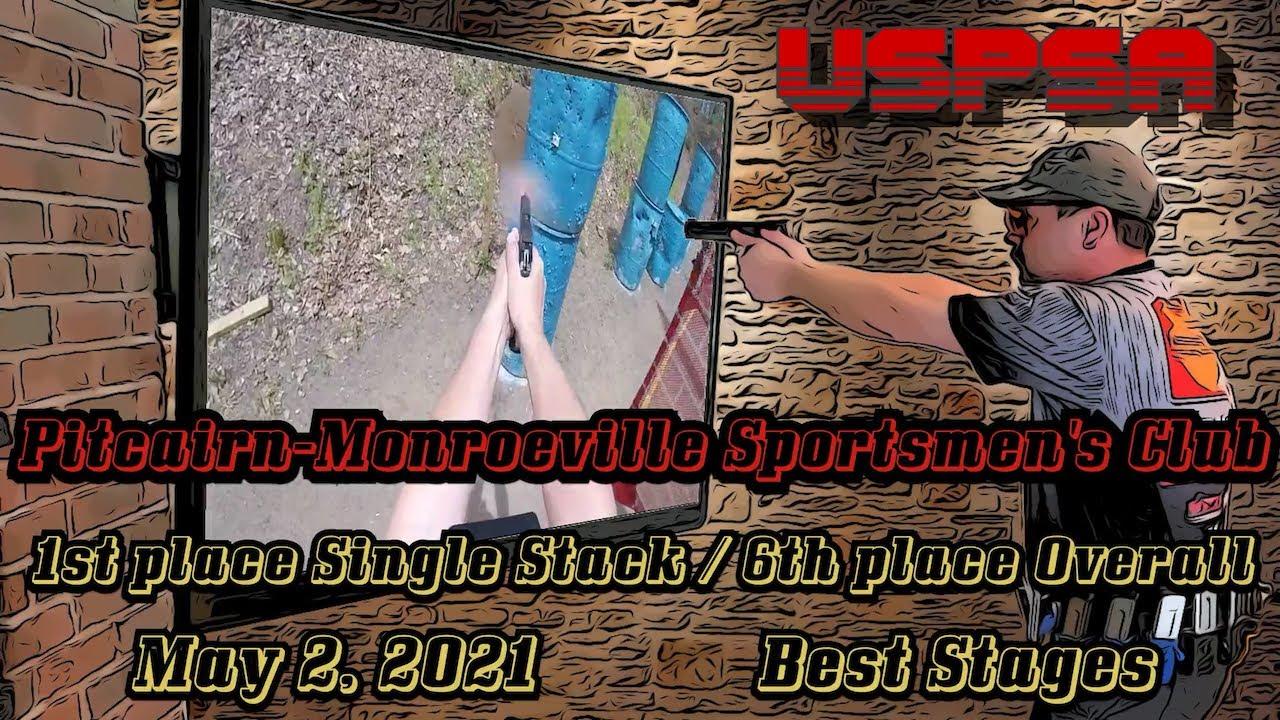 USPSA @ PMSC - May 2021 - Single Stack