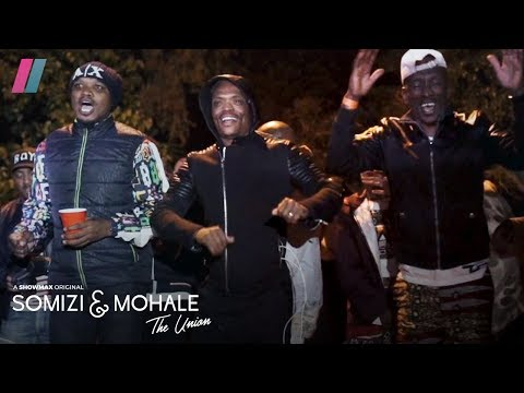 Here Comes The Pride   Somizi & Mohale: The Union   Exclusively On Showmax
