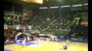 Partizan-Lottomatica Rome-Lotomatika Roma Rim-Euroleague2006