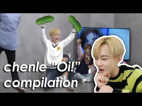 Chenle Saying Oi For 2 Mins