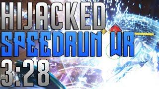 """Destiny 2 - """"Hijacked"""" Speedrun WR in 3:28!"""