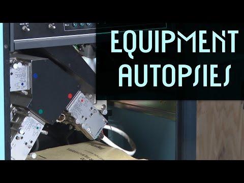 Ikegami TKC-970 Color Film Camera: Equipment Autopsy #92