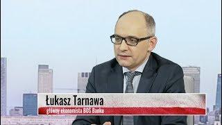WYWIAD GOSPODARCZY: Czy spowolnienie gospodarcze ominie Polskę? Łukasz Tarnawa